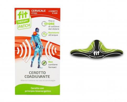 Cerotti Coadiuvanti Bioenergetici - Fit-Therapy Patch Cervicale (2 Cerotti)