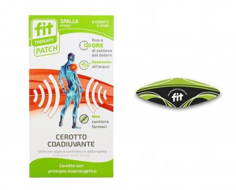 Cerotti Coadiuvanti Bioenergetici - Fit-Therapy Patch Spalla