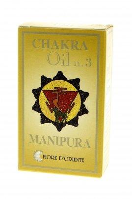 Olio Chakra n.3 Manipura - 10 ml.