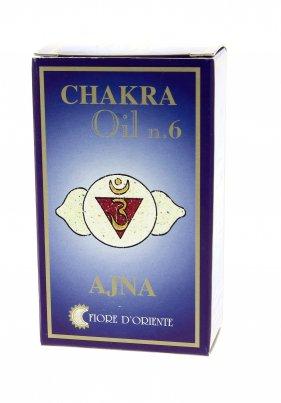 Olio Chakra n.6 Ajna - 10 ml.