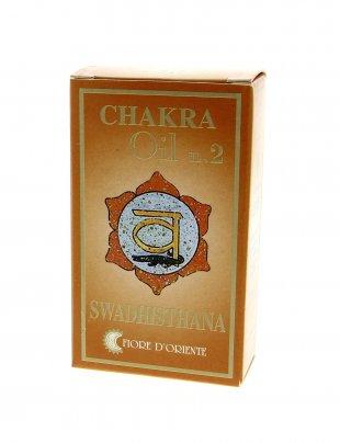 Olio Chakra n.2 Swadhistana - 10 ml.