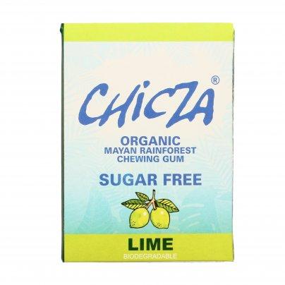 """Gomma da Masticare """"Chicza"""" - Senza Zuccheri Gusto Lime"""