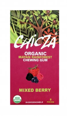 Chewing Gum Chicza Mixed Berry