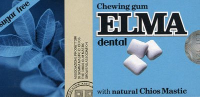 Chewing Gum Elma - Dental