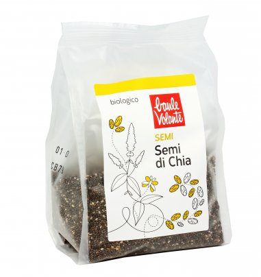 Semi di Chia Bio (Salvia hispanica)