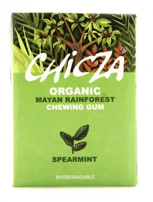 Chewing-Gum Biologico Chicza Spearmint