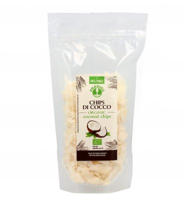Chips di Cocco Bio - Senza Glutine