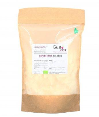 Chips di Cocco Crudo Bio (Sri Lanka)