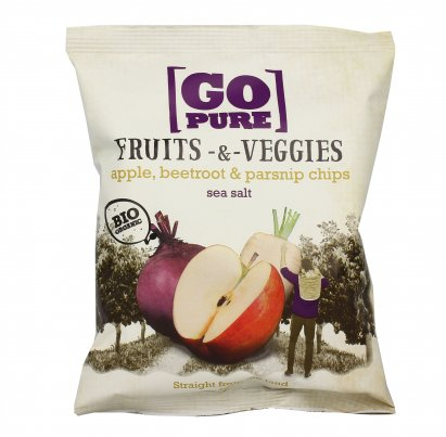 Chips Fruits & Veggies - Sea Salt