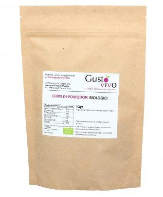 Chips di Pomodori Bio