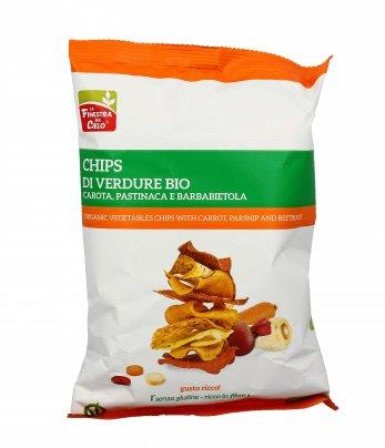 Chips di Verdure Bio