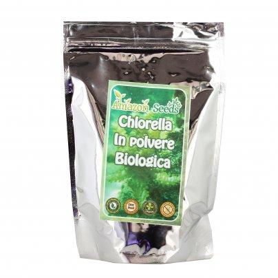 Chlorella in Polvere Biologica