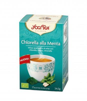 Infuso Bio Chlorella alla Menta