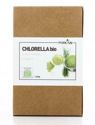 Chlorella Bio in Polvere