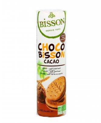 Biscotti al Farro con Crema al Cacao Bio