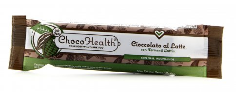 Choco Health - Cioccolato al Latte