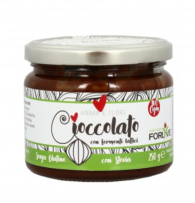 Choco Health - Cuor di Gianduia Spalmabile