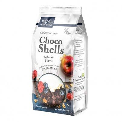 """Cereali al Cacao """"Choco Shells"""" per la Colazione"""