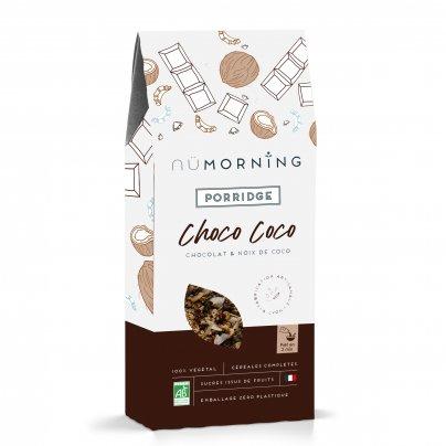 """Porridge Bio Cioccolato e Cocco """"Choco Coco"""""""