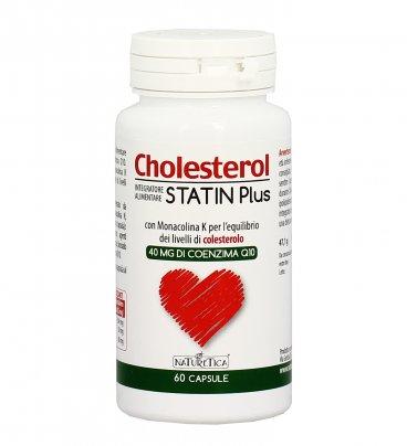 Cholesterol Statin Plus - Equilibrio Colesterolo