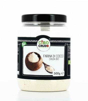 Farina di Cocco Bio 500 gr.