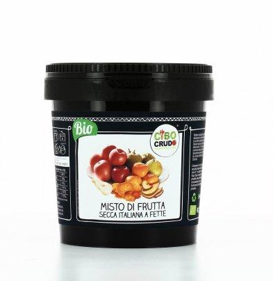 Misto di Frutta a Fette Italiana Disidratata Bio