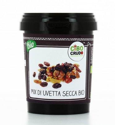 Mix di Uvetta Bio 250 g.