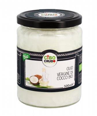Olio di Cocco Bio 500 ml
