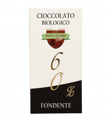 Cioccolato Biologico 60% Fondente