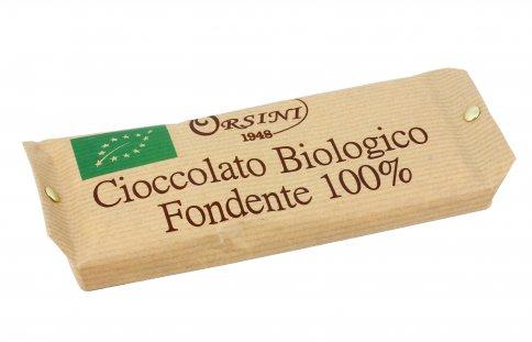Cioccolato 100% Fondente Biologico