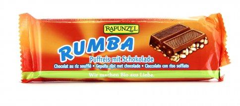 Barretta di Cioccolato e Riso Soffiato - Rumba