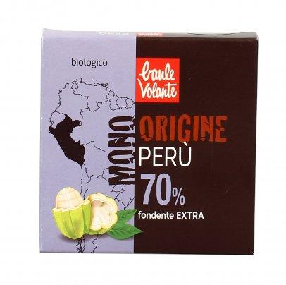 Cioccolato Fondente Extra 70% Perù