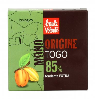 Cioccolato Fondente Extra 85% Togo