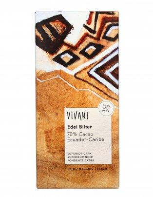 Cioccolato Fondente Extra 70% Ecuador