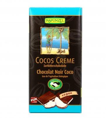 Cioccolato Fondente con Ripieno al Cocco