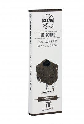 Cioccolato di Modica Bio - lo Scuro