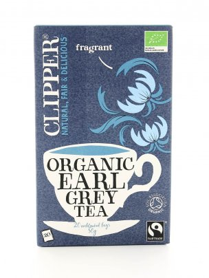 Fragrant Tè Earl Grey