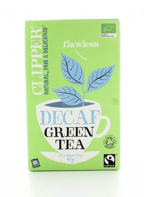 Clipper - Tè Verde Deteinato