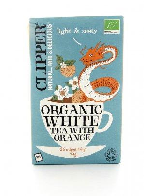 Tè Bianco all'Arancia