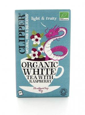 Tè Bianco al Lampone
