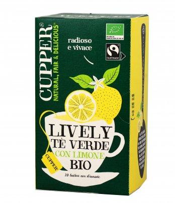 Tè Verde al Limone Bio