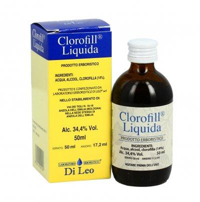 Clorofilla Liquida