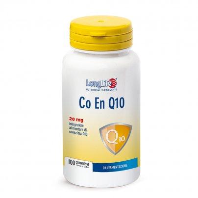 Co En Q10 20 mg - Integratore di Coenzima Q10