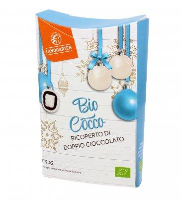 Cocco Bio Ricoperto di Doppio Cioccolato