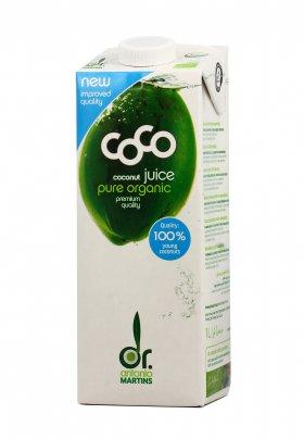 Succo di Cocco Biologico - Coco Juice 1000 ml