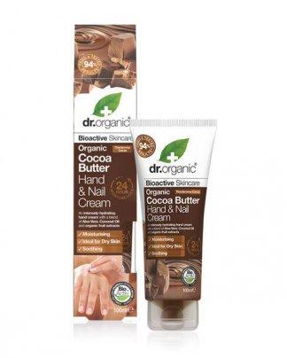Crema Mani e Unghie al Burro di Cacao - Organic Cocoa Butter