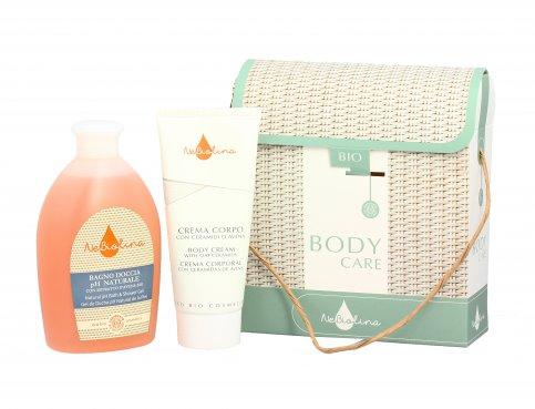 Cofanetto Body Care - Bagno Doccia e Crema Corpo