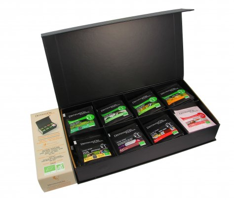 Cofanetto Tè Bio Degustazione - Confezione Regalo