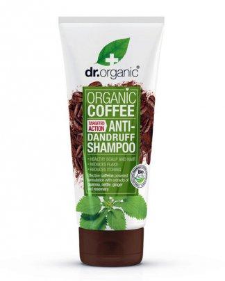 Shampoo Antiforfora con Caffè - Organic Coffee