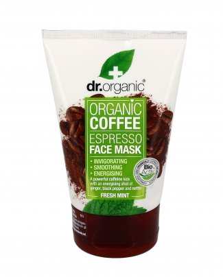 Maschera Viso al Caffè - Organic Coffee Espresso